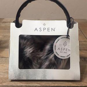 Aspen Bullwinkle Faux Fur Earmuffs